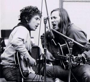 Doug Sahm & Bob Dylan: Amigos de Musica