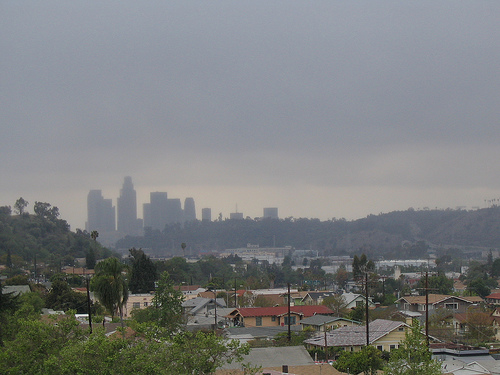 L.A.'s Beautiful When It Rains