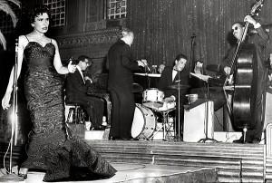 Lena Horne Still Sings Stormy Weather