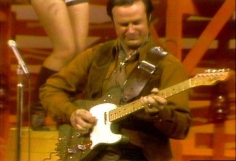 Don Rich and the go-go sparkle Tele