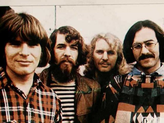 The Great(est) American Rock 'n' Roll Band: Creedence Clearwater Revival