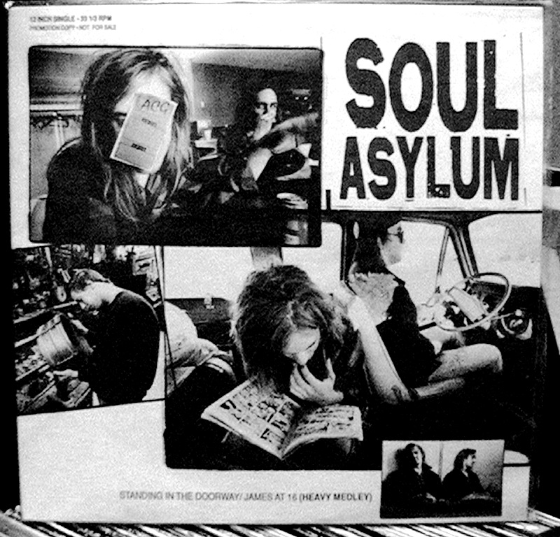 Songs That Soul Asylum Taught Us (James At 16)