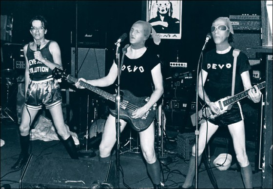 "Devo: ""We Were Punk Scientists"""