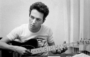 Remembering Joe Strummer