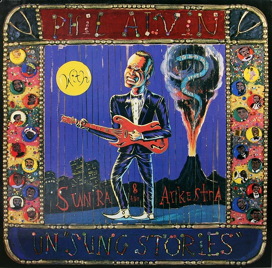 "Phil Alvin - Un ""Sung Stories"" - 1986"