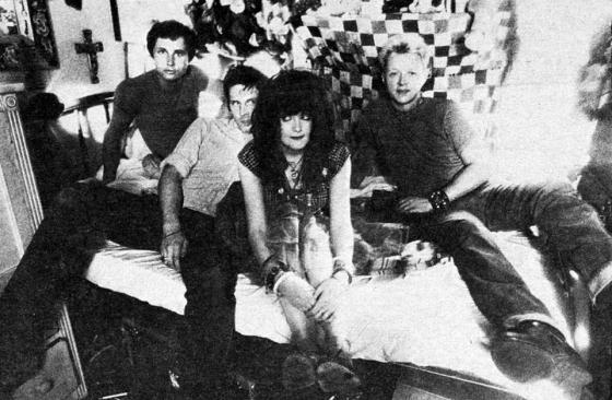 X circa 1981