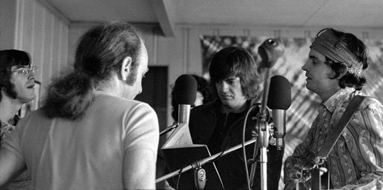 John Sebastian, Phil Everly, Don Everly