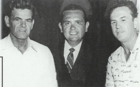 Ike Everly, Merle Travis, Moses Rager