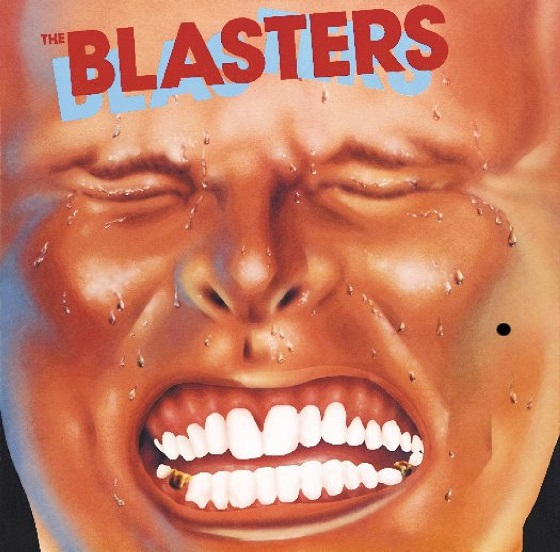 Blasters Lp 1981 The Adios Lounge