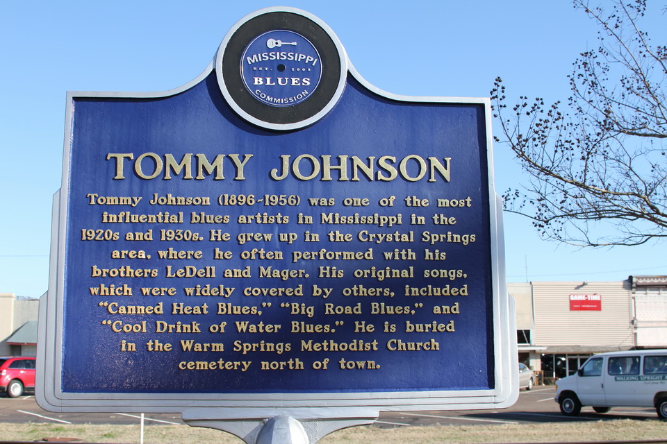 tommyjohnsonplaque