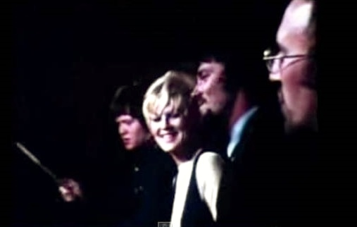 L-R: Bobby Keys, Bonnie Bramlett, Delaney Bramlett & Carl Radle