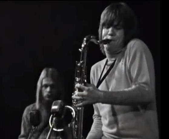 Jim Price (L) & Bobby Keys