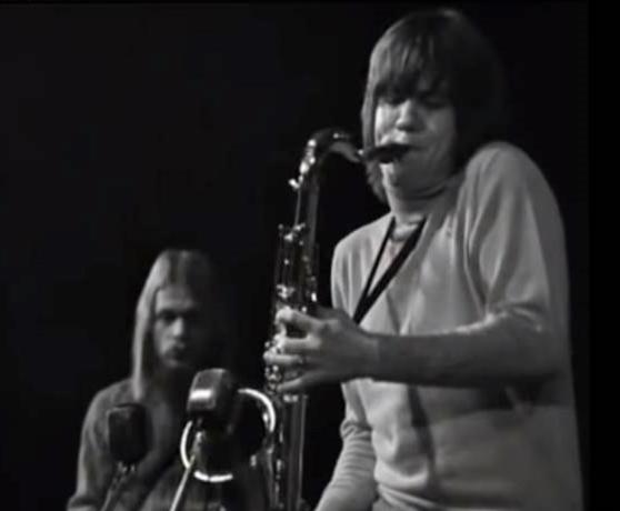 Jim Price (L) & Bobby Keys