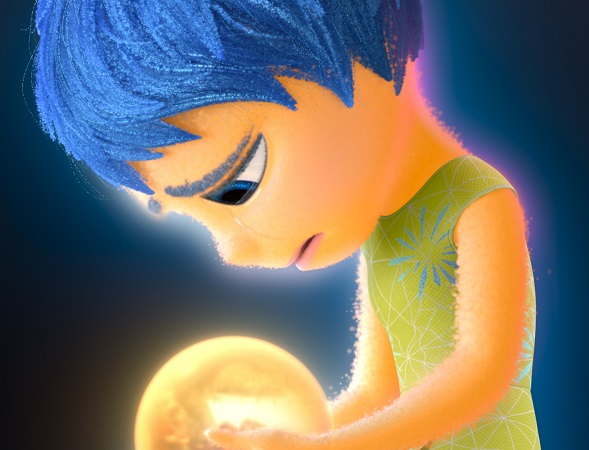 INSIDE OUT - Pictured: Joy. ©2015 Disney•Pixar. All Rights Reserved.