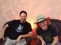 Me & Bob Forrest Hollywood, CA September 6, 2015 Photo: Nate Pottker