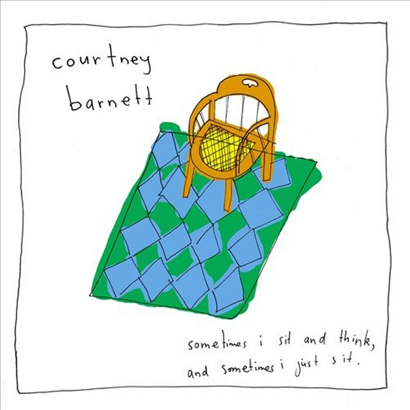 courtney barnett_sometimes i sit and think
