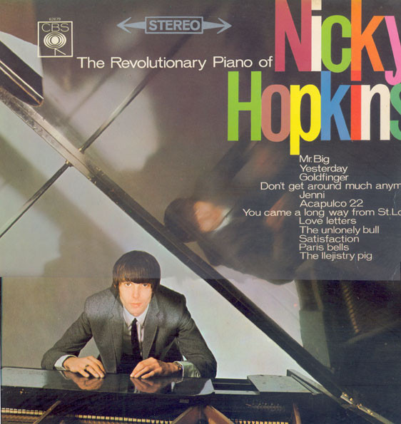 The Revolutionary Piano of Nicky Hopkins (WWNHD: Part 4)