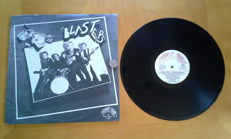 The Vinyl File: The Blasters - American Music