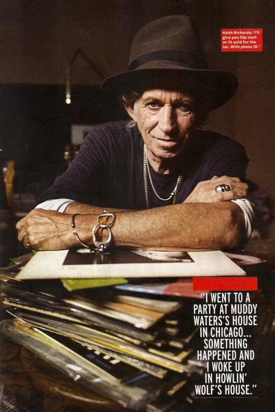 The Roots of Keith Richards