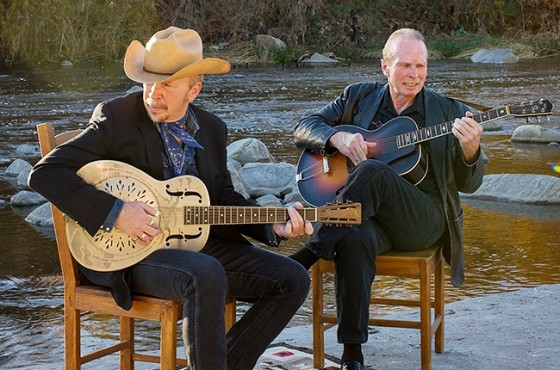 Dave & Phil Alvin - Common Ground