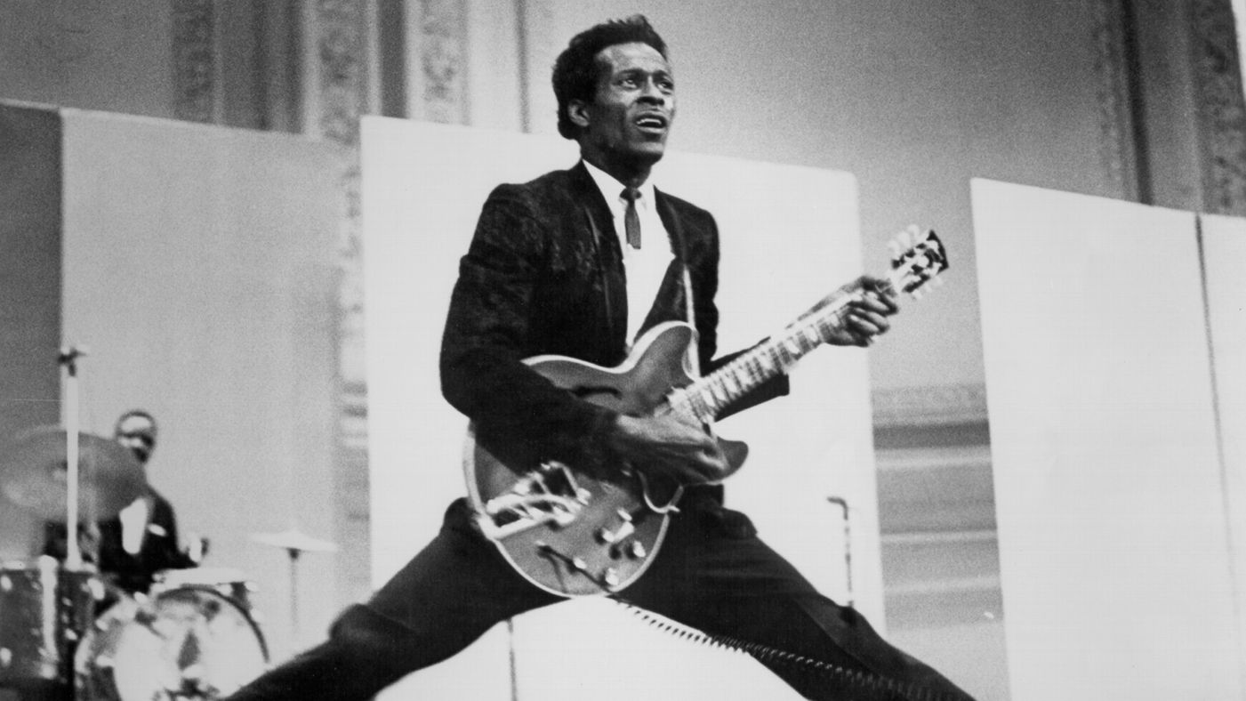 A Requiem for Multitudes: Revisiting Chuck Berry's America