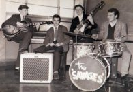 The Savages circa 1960